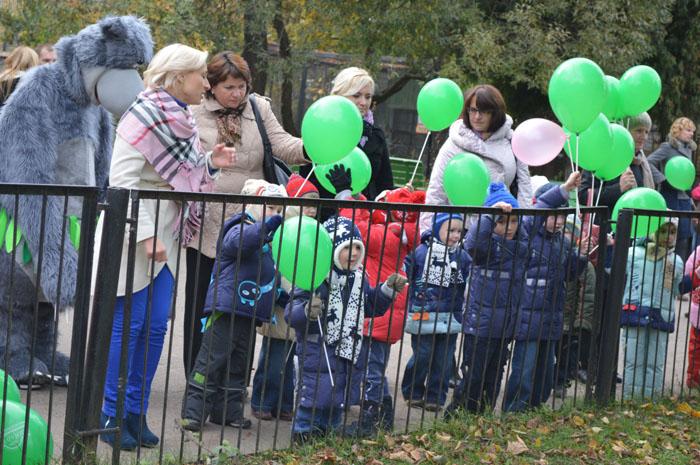 Воспитанники Жодинского детского дома